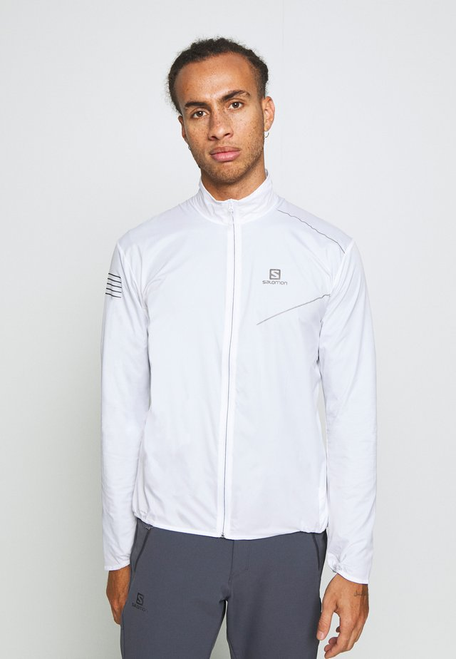 SENSE JACKET - Outdoorjacke - white
