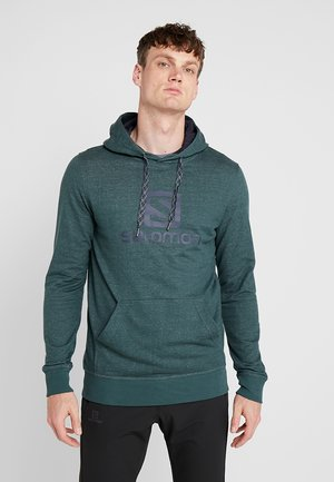 Bluza z kapturem - green gables