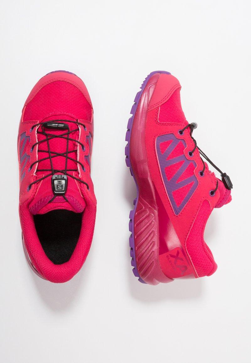 Salomon - XA ELEVATE CSWP  - Trail hardloopschoenen - virtual pink/cerise/purple magic