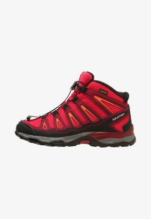 X-ULTRA MID GTX - Zapatillas de senderismo - virtual pink/beet red/living coral