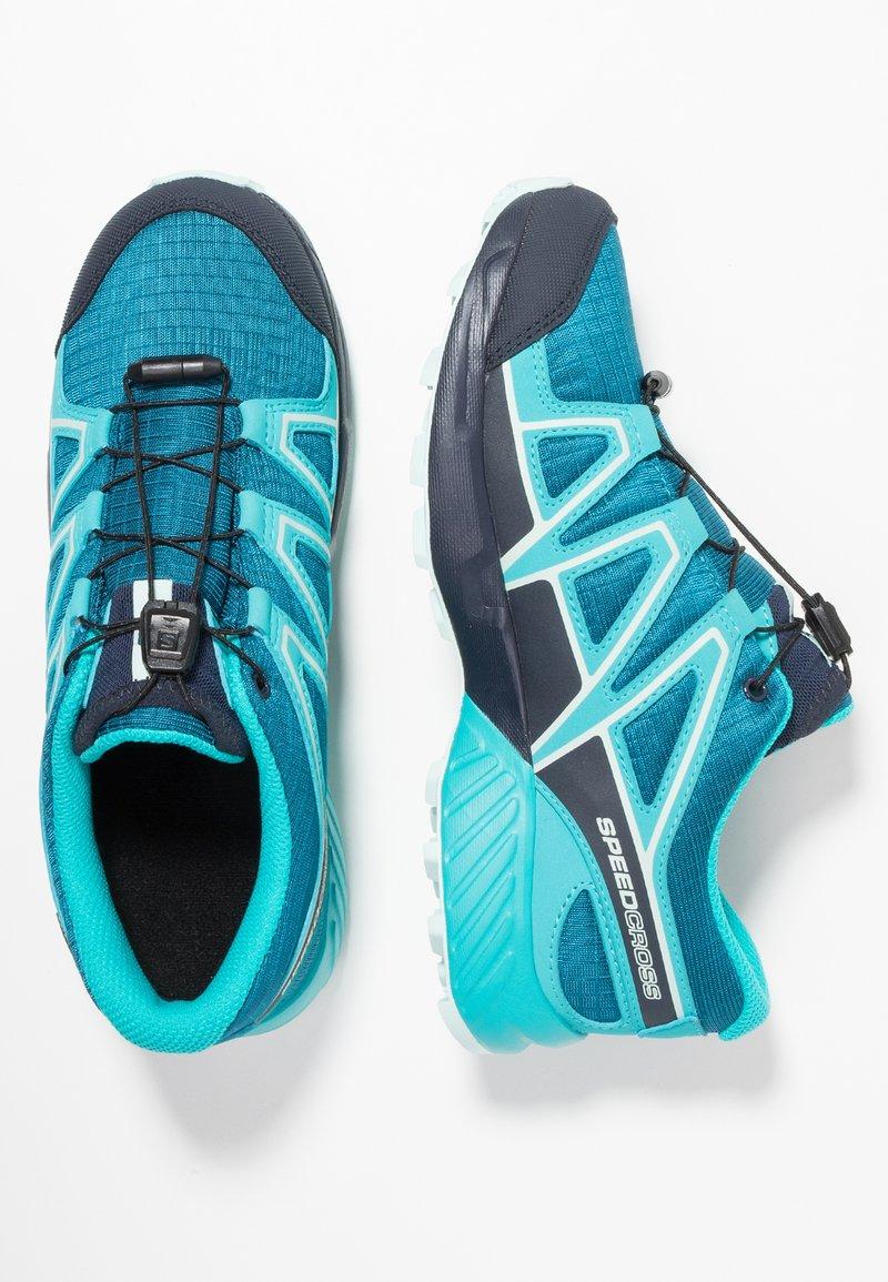 Salomon - SPEEDCROSS CSWP - Hikingschuh - lyons blue/bluebird/navy blazer