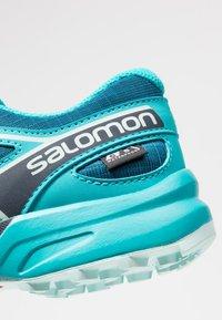 Salomon - SPEEDCROSS CSWP - Outdoorschoenen - lyons blue/bluebird/navy blazer - 2