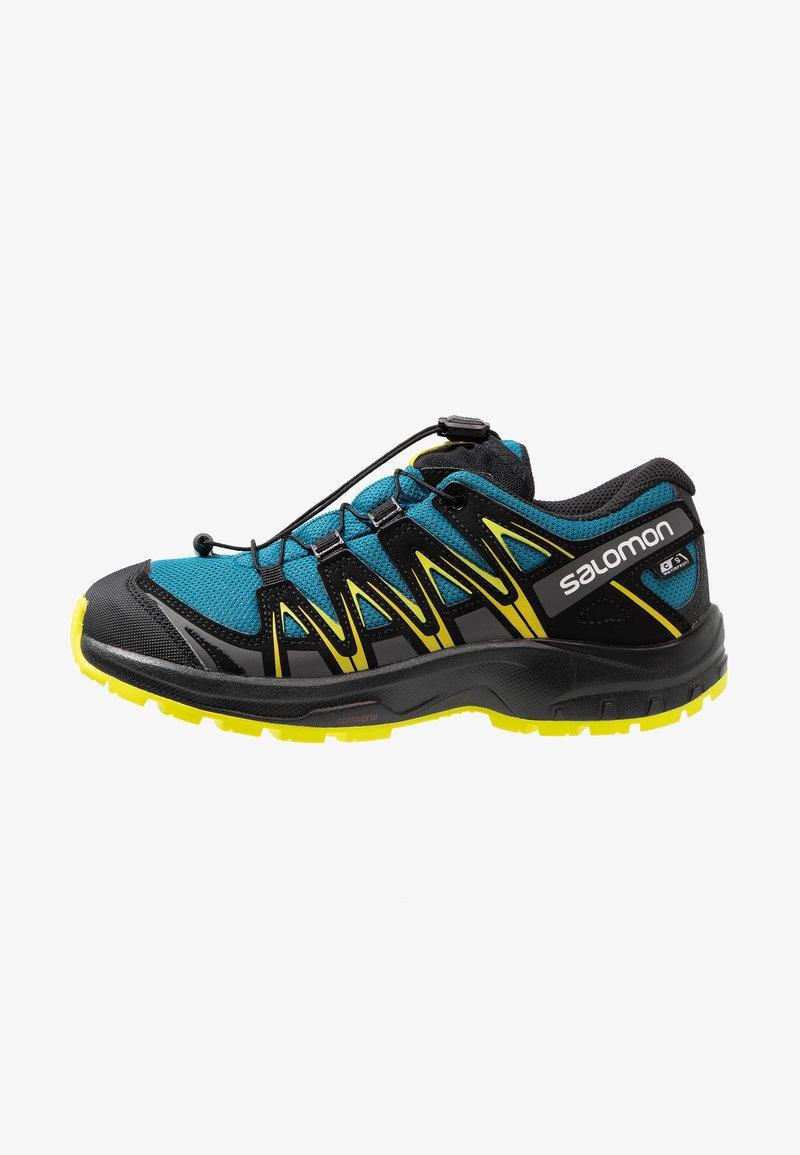 Salomon - XA PRO 3D CSWP - Scarpa da hiking - lyons blue/black/sulphur spring
