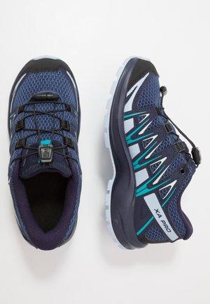 XA PRO 3D - Trekingové boty - blue indigo/kentucky blue/capri bre