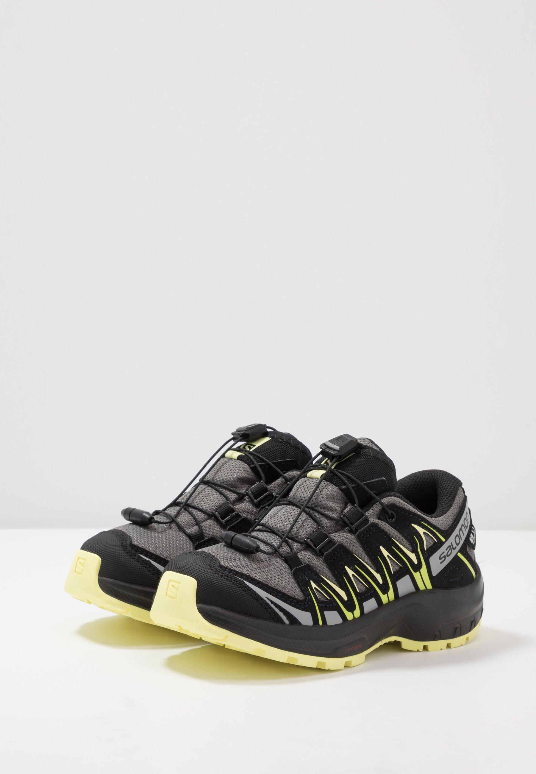 Salomon PRO 3D Chaussures de marche gargoyleblack