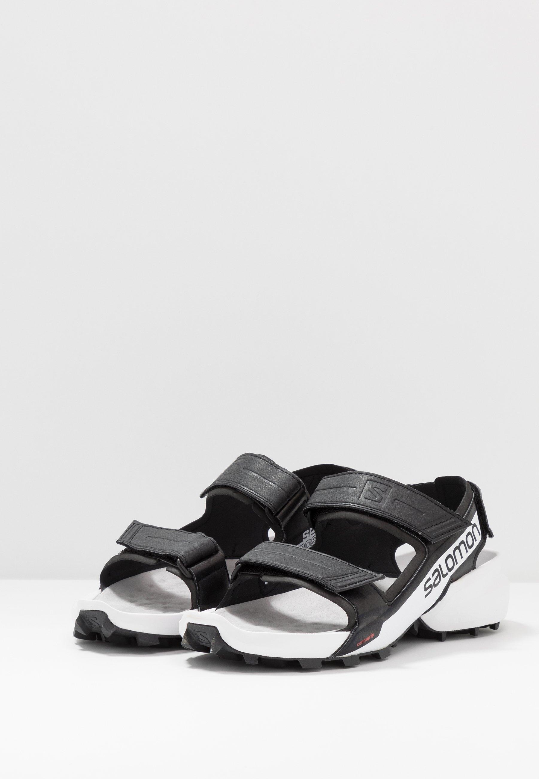 Salomon Speedcross - Vandringssandaler Black/white m7NewZM