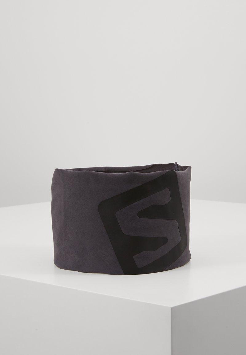 Salomon - PRO HEADBAND - Orejeras - ebony/black