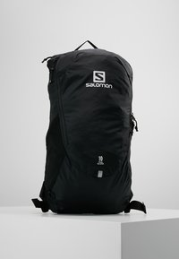 Salomon - TRAILBLAZER 10 - Sac de randonnée - black/black - 0
