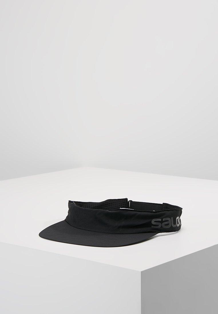 Salomon - RACE VISOR - Cap - black