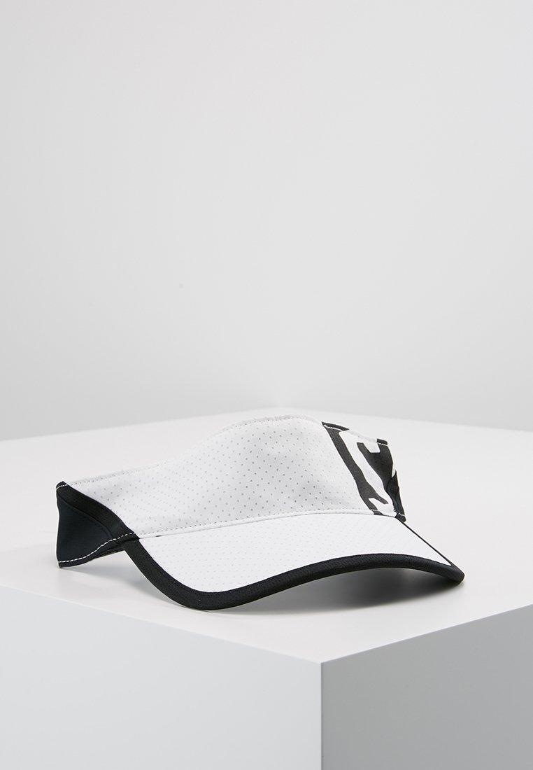 Salomon - XA VISOR - Kšiltovka - white/black