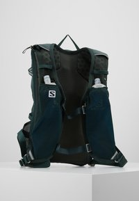 Salomon - AGILE SET - Hydration rucksack - green gables - 3