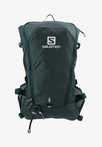 Salomon - AGILE SET - Hydration rucksack - green gables - 1