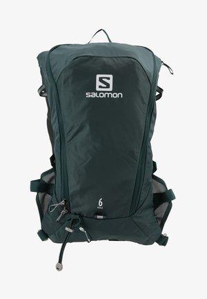 AGILE SET - Plecak z bukłakiem - green gables