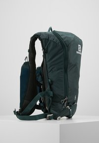 Salomon - AGILE SET - Hydration rucksack - green gables - 4