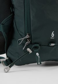 Salomon - AGILE SET - Hydration rucksack - green gables - 2