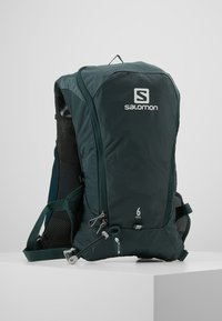 Salomon - AGILE SET - Hydration rucksack - green gables - 0