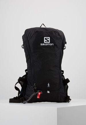 AGILE SET - Hydration rucksack - black