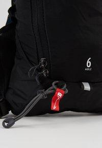 Salomon - AGILE SET - Sac avec poche d'eau - black - 2
