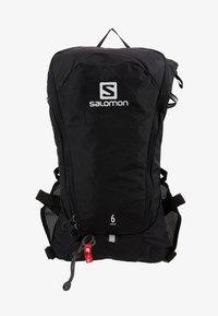 Salomon - AGILE SET - Sac avec poche d'eau - black - 1