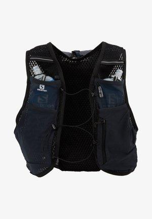 ACTIVE SKIN - Plecak z bukłakiem - ebony/black