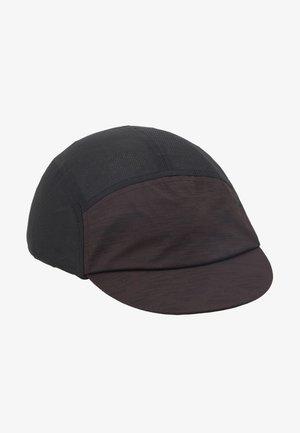 KAPPE AIR LOGO CAP - Lippalakki - black