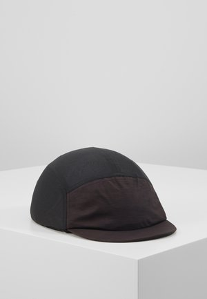KAPPE AIR LOGO CAP - Gorra - black