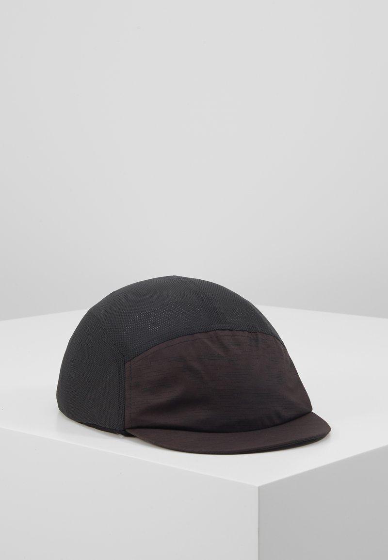 Salomon - KAPPE AIR LOGO CAP - Kšiltovka - black