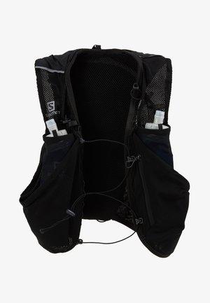 ADV SKIN  - Turistický ruksak s hydrovakem - black