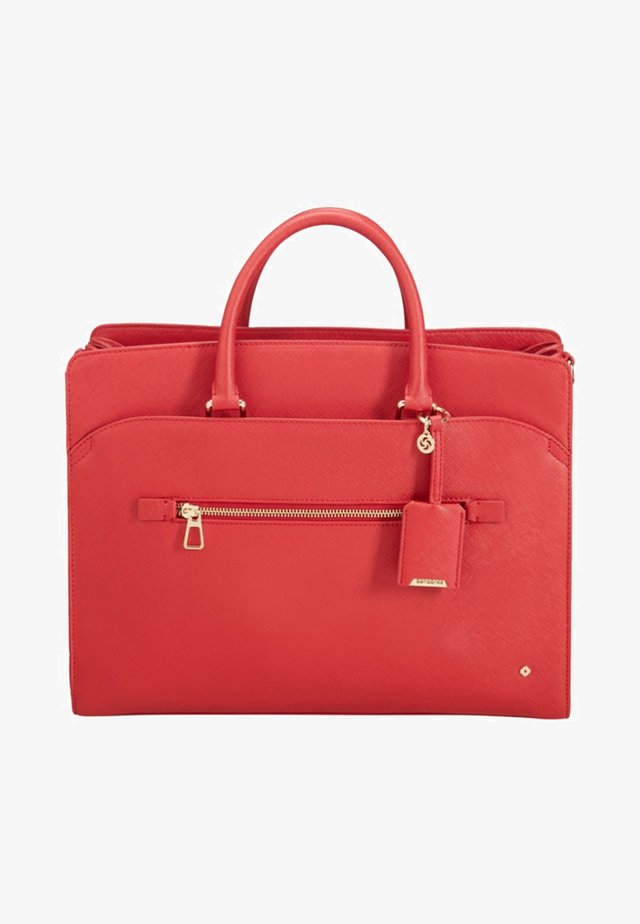 LADY BECKY  - Laptop bag - red