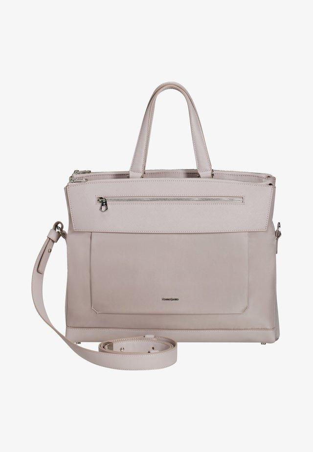 ZALIA - Laptop bag - stone grey