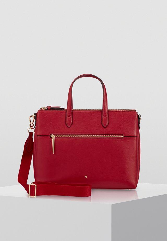 SERAPHINA - Laptop bag - tomato red