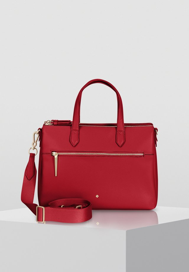 SERAPHINA - Handbag - tomato red
