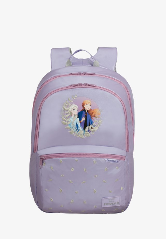 DISNEY - School bag - lilac