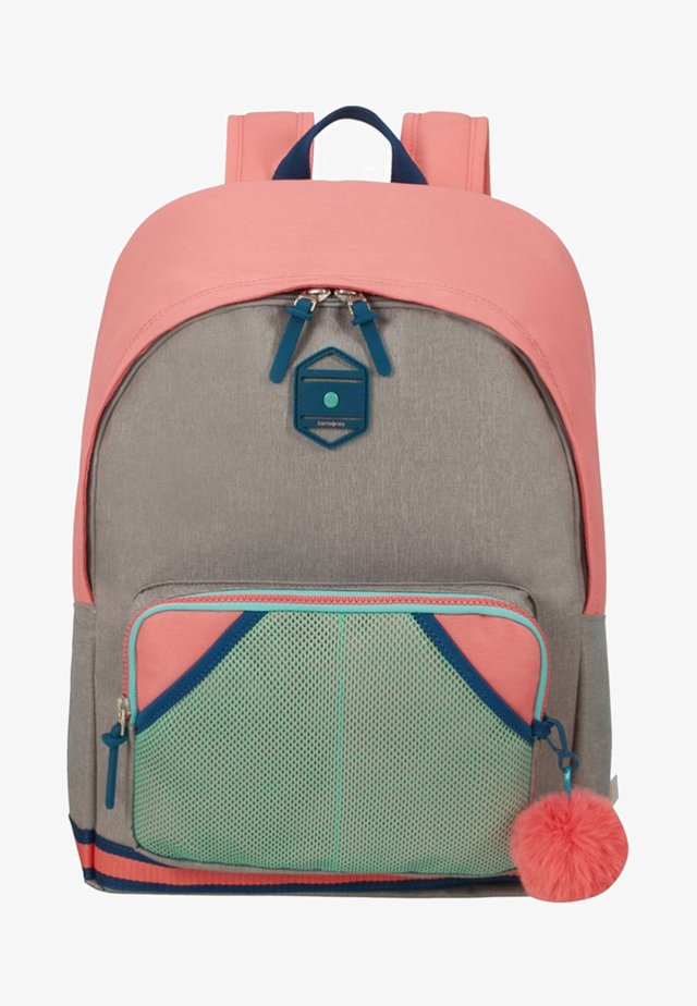 SCHOOL SPIRIT - School bag - pink