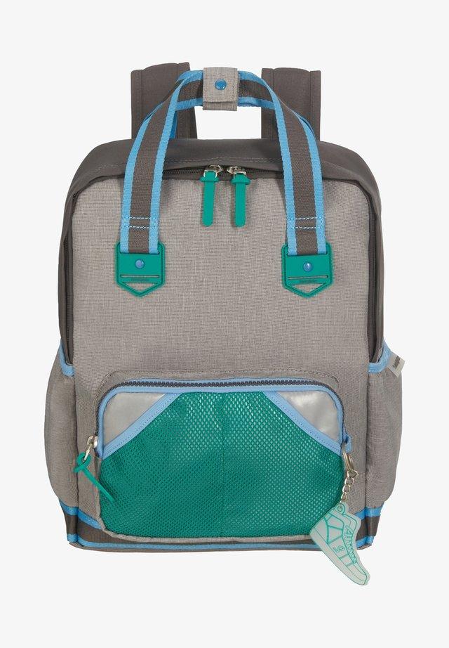 SCHOOL SPIRIT  - School bag - grey glacier