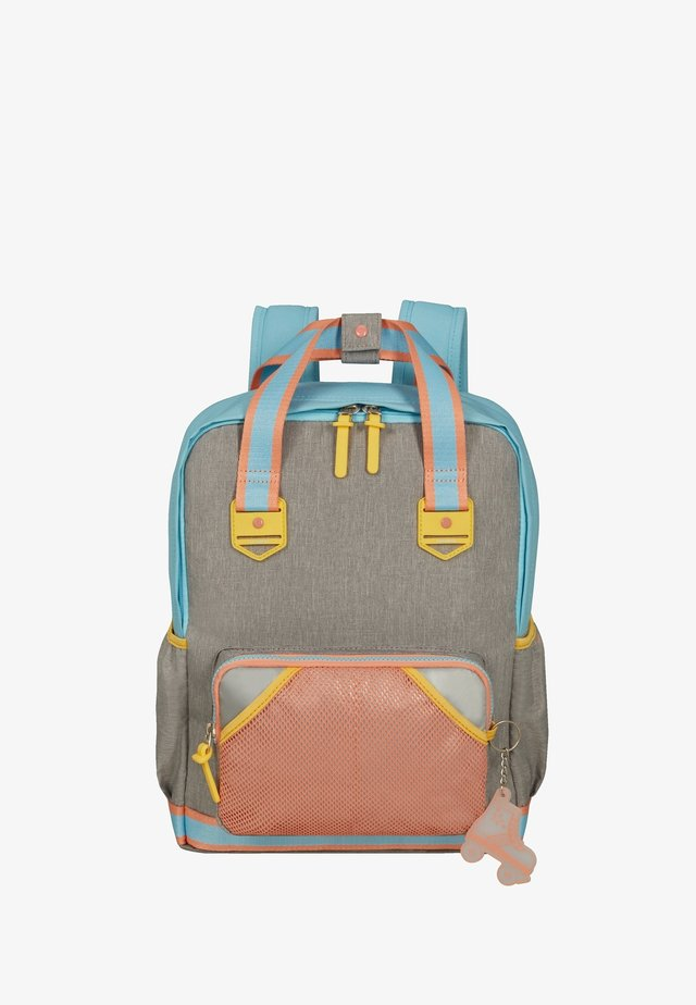 SCHOOL SPIRIT  - School bag - peach sunset