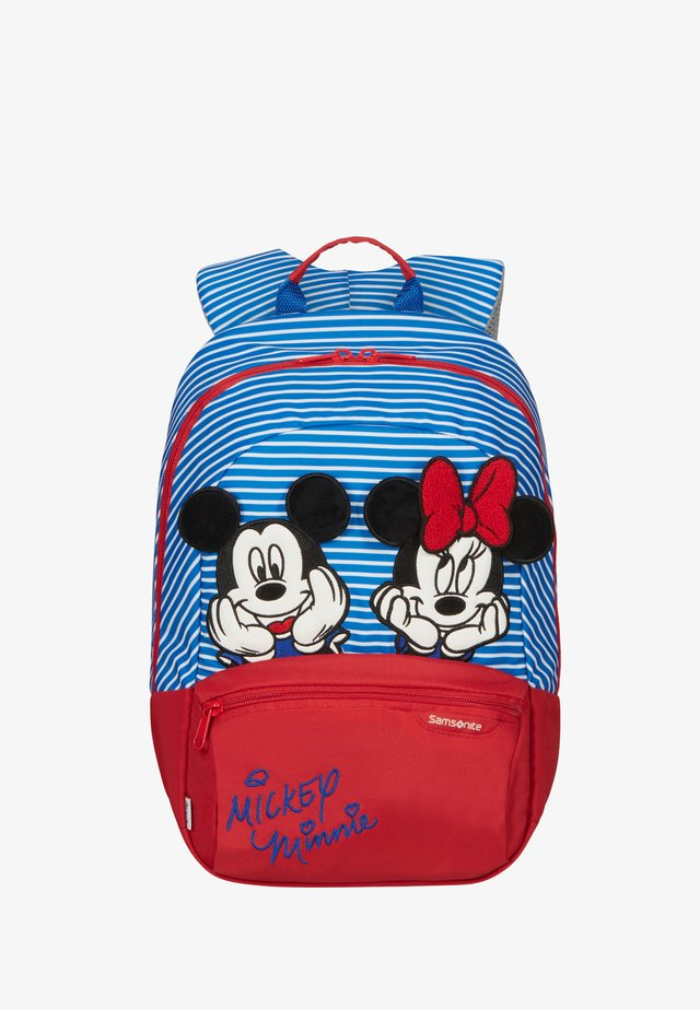 DISNEY ULTIMATE - School bag - dark blue