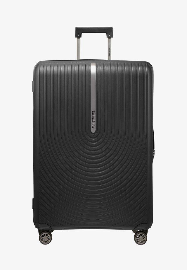 HI-FI  - Wheeled suitcase - black