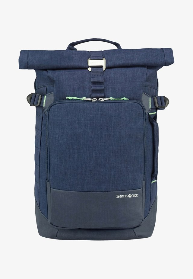 ZIPROLL - Rucksack - night blue