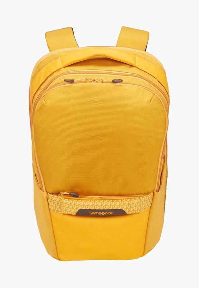 HEXA - Rucksack - dark yellow
