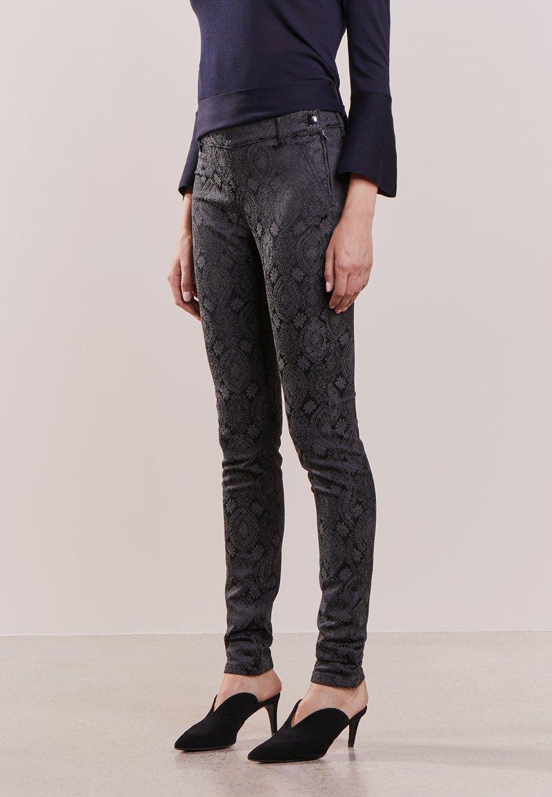 Sand Copenhagen - MAJA - Trousers - black