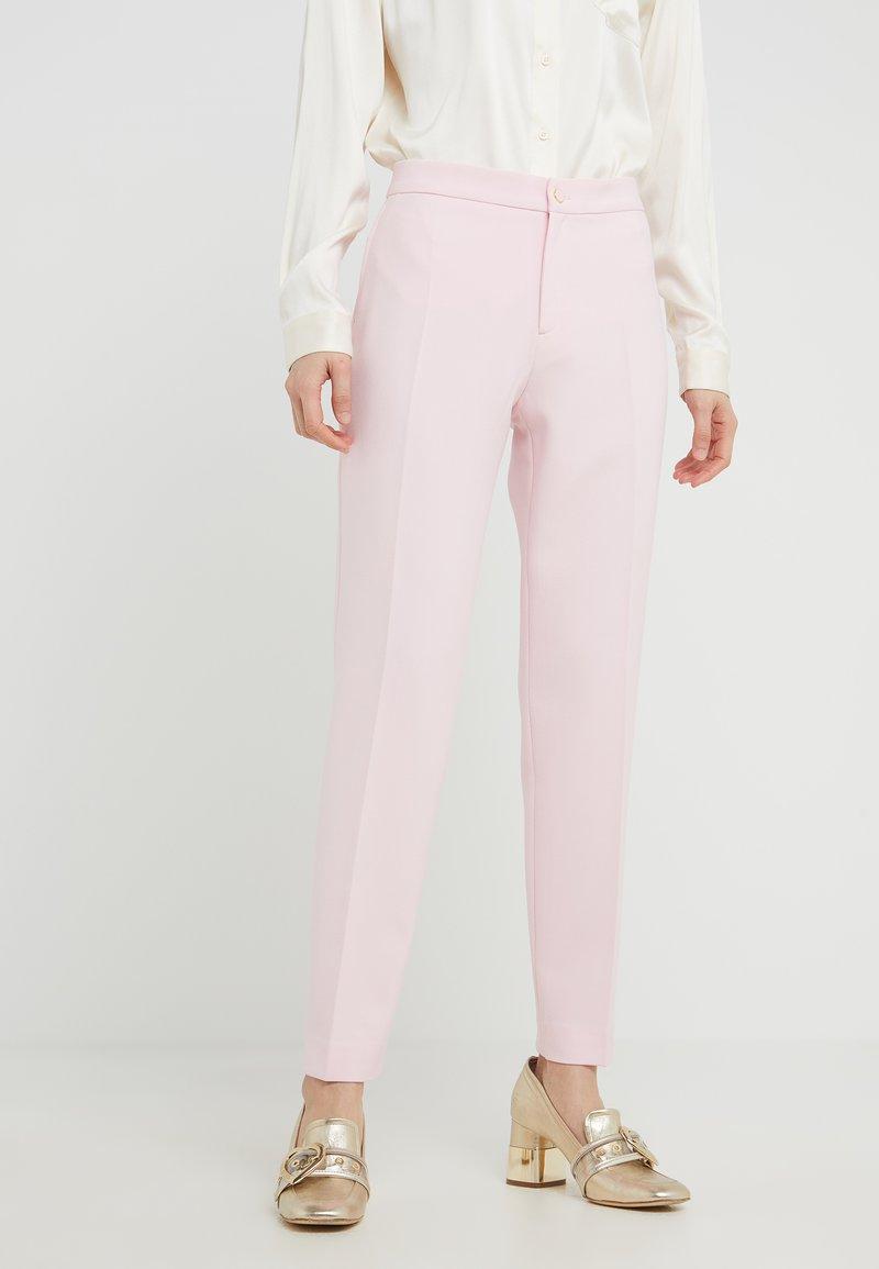 Sand Copenhagen - DORI ANKLE - Stoffhose - soft pink