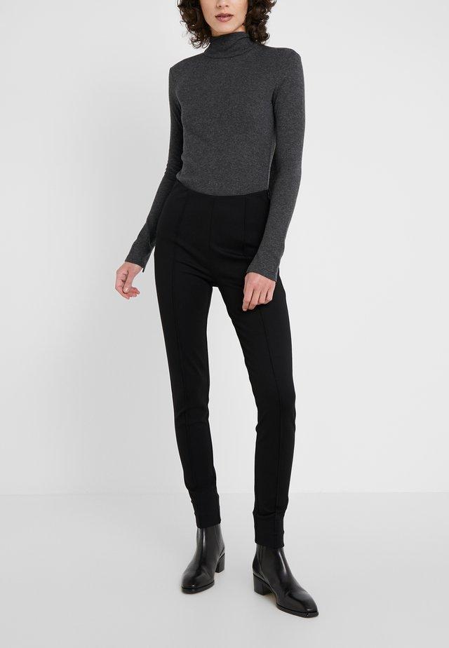 MALHIA - Leggings - Trousers - black