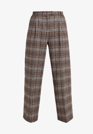 OPAL - Trousers - brown