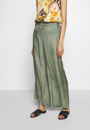 SASHA FLEX - Trousers - green