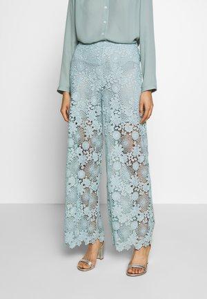 FLOR - Trousers - light blue