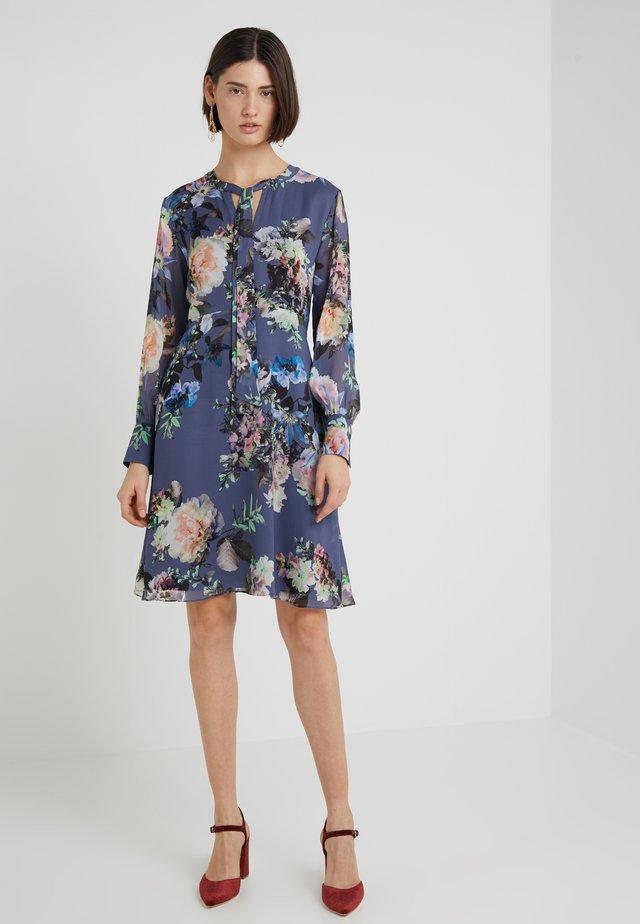 MINOUL - Day dress - medium blue