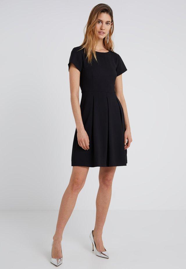 NORMA DRESS - Day dress - schwarz