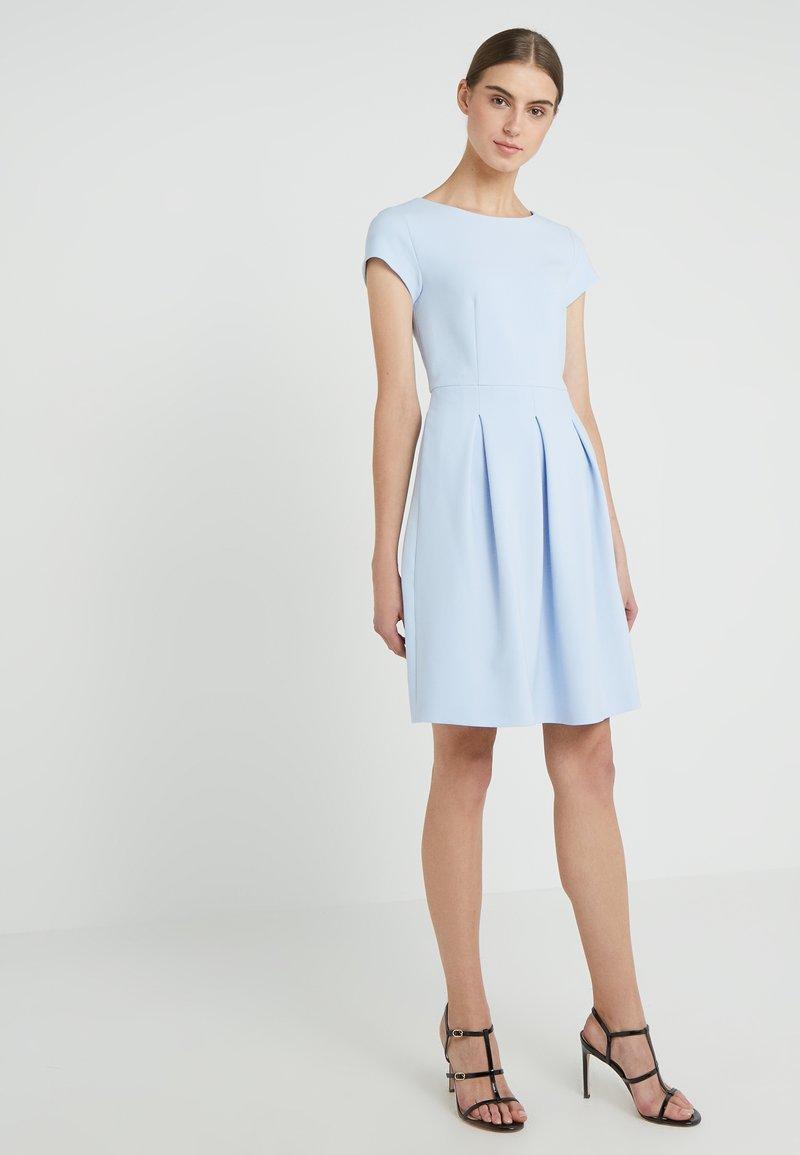 Sand Copenhagen - NORMA DRESS - Cocktail dress / Party dress - blue