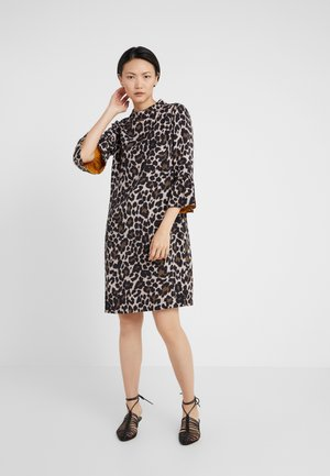 JASONE - Day dress - brown